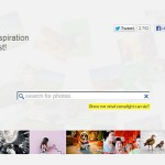 Search Flickr for Creative Commons images