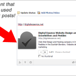 Guide to specifying which thumbnail Facebook should display