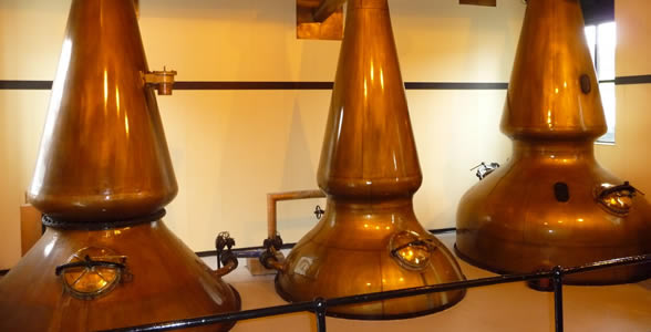 Walkerburn Whisky Distillery