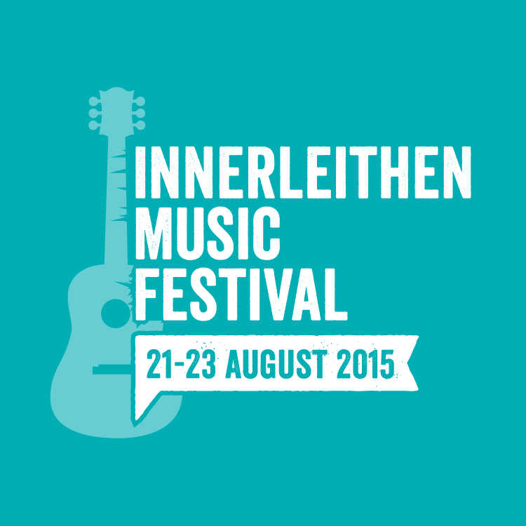 Innerleithen Music Festival, near Peebles in the Scottish Borders